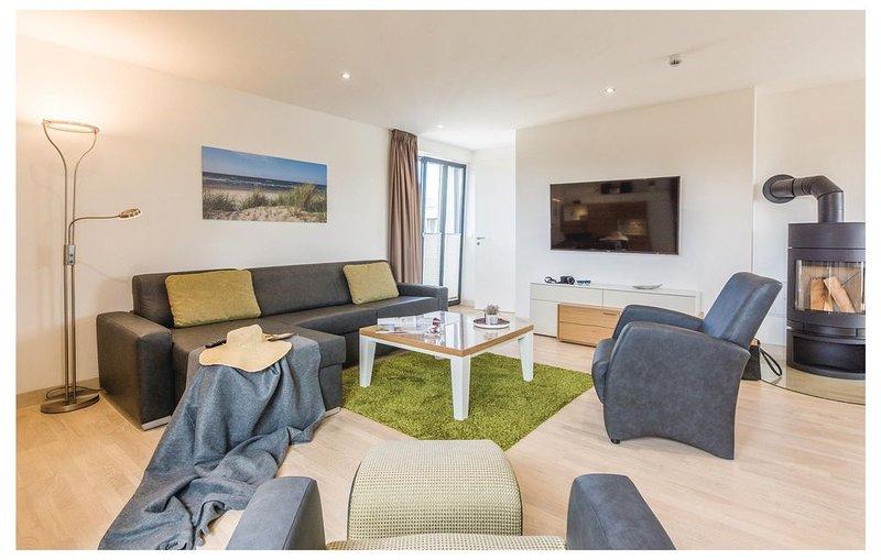 2 bedroom accommodation in Prora/Rügen, location de vacances à Lietzow