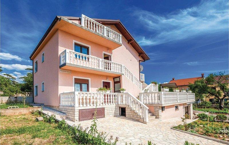 2 bedroom accommodation in Kraljevica, holiday rental in Praputnjak