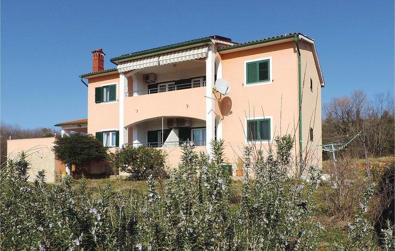 1 bedroom accommodation in Koromacno, alquiler de vacaciones en Viskovici