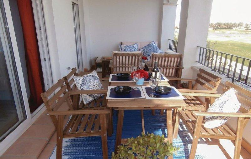 2 bedroom accommodation in Roldán – semesterbostad i Roldan