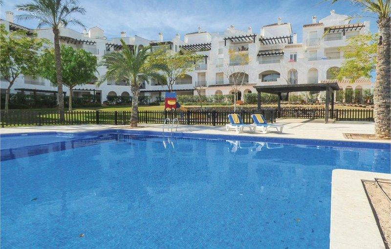 1 bedroom accommodation in Roldán, location de vacances à Torre-Pacheco