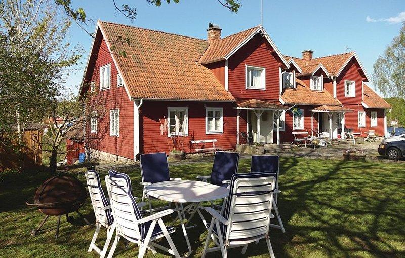 4 bedroom accommodation in Immeln, Ferienwohnung in Osby