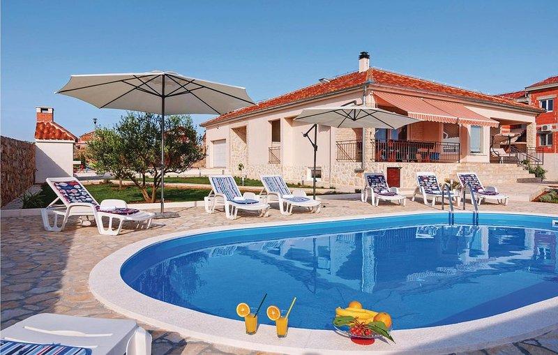4 bedroom accommodation in Gorica, holiday rental in Sveti Petar