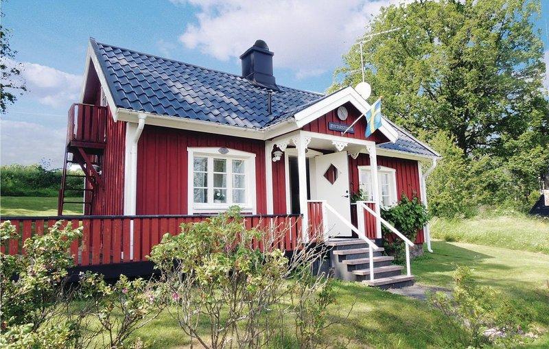 1 bedroom accommodation in Ljungby – semesterbostad i Ljungby