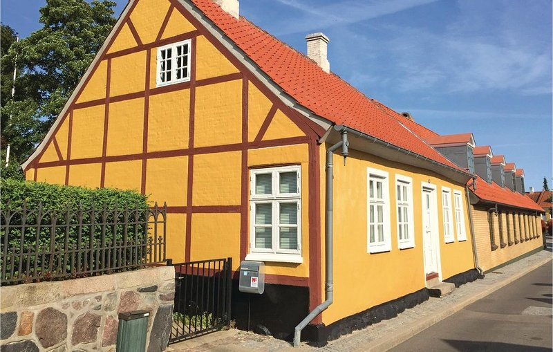 2 bedroom accommodation in Nysted, holiday rental in Nykobing Falster