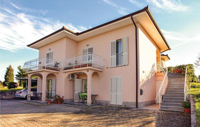 1 Zimmer Unterkunft in Portoroz, holiday rental in Portoroz