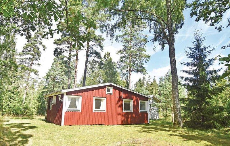 1 bedroom accommodation in Stenkullen, holiday rental in Alingsas