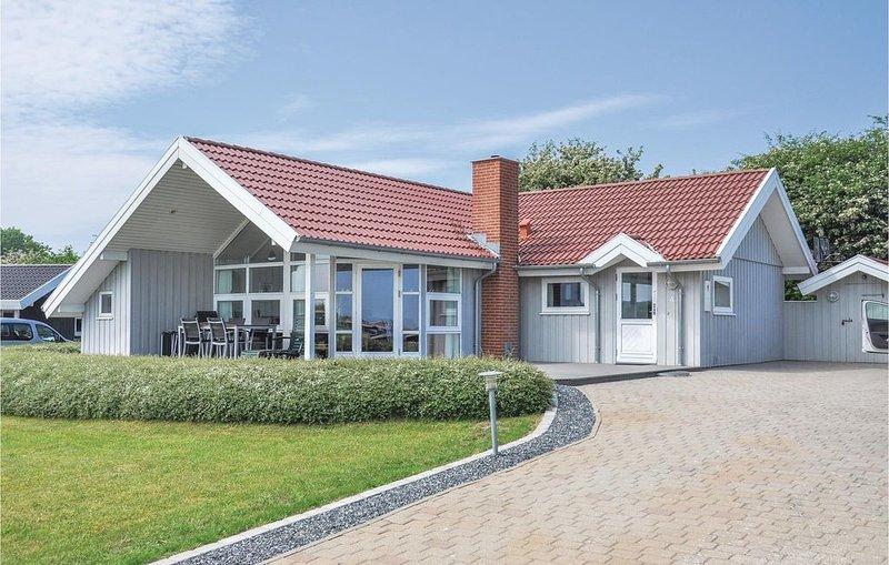 3 bedroom accommodation in Nordborg – semesterbostad i Sönderborg