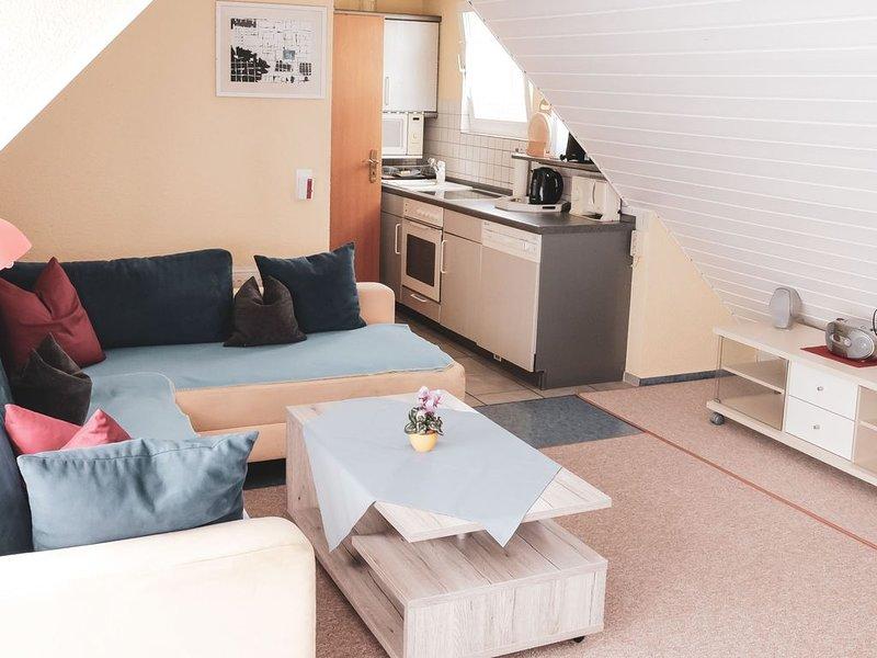 Ferienwohnung Wilma Comfort (G), 75qm, 1 Schlafzimmer, max. 3 Personen, holiday rental in Langenargen