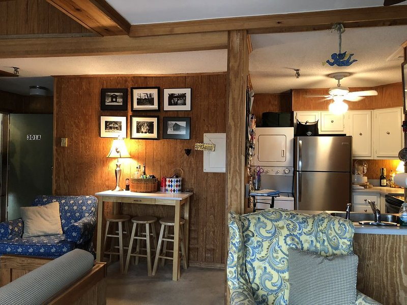 Leatherbark Mtn Top and Next to the Village!, holiday rental in Bartow