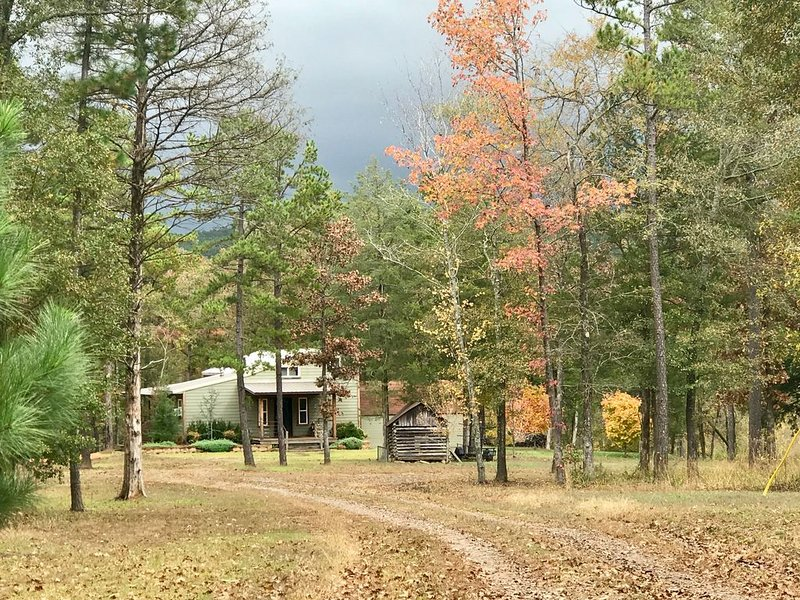 A Cozy Cabin in the Woods, location de vacances à Octavia