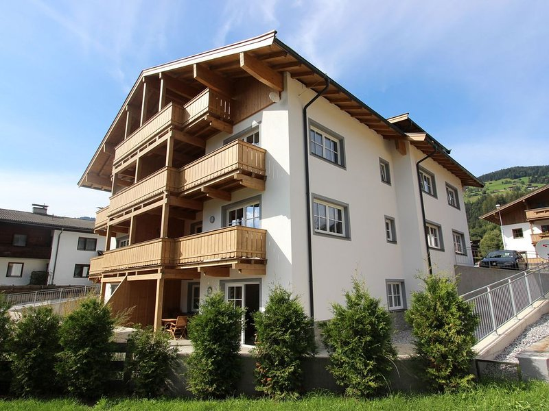 Top apartment, new and modernly furnished, in Brixen im Thale, alquiler vacacional en Brixen im Thale