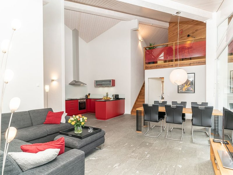 Apartment, 6 persons, new and modern, beautyfull view, location de vacances à Laax