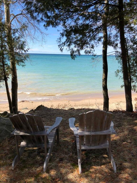 À quelques pas du magnifique lac Michigan