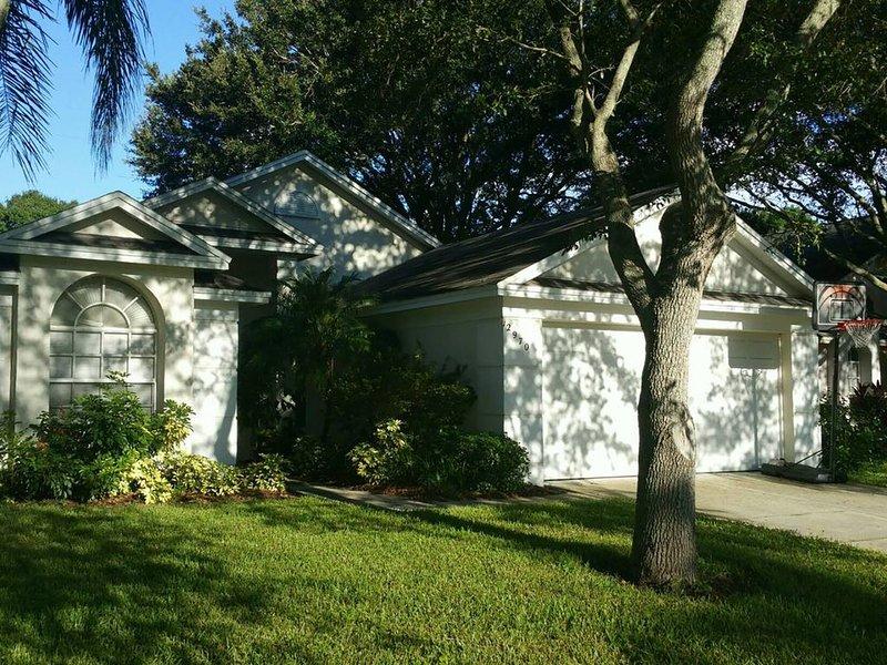 Great home in a nice, quiet neighborhood., alquiler vacacional en Palm Harbor