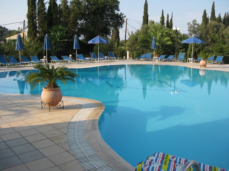 50 Sq. M. 1 Bedroom 1 Bath unit at The Bennett Estate- Accomodates 4!, vacation rental in Sidari