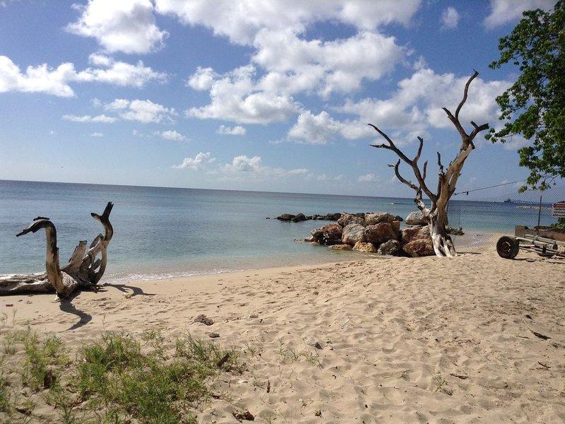 Heywoods beach next to Beaches