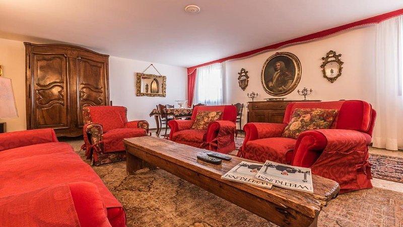 'Bell'appartamento nel cuore di Venezia', aluguéis de temporada em Cannaregio