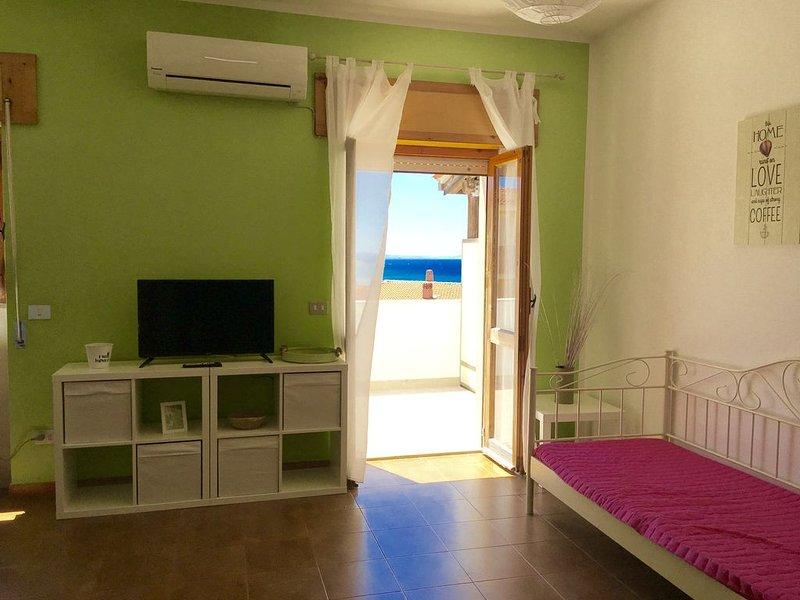 Appartamento Lucìa 150m from beach, location de vacances à Castelsardo