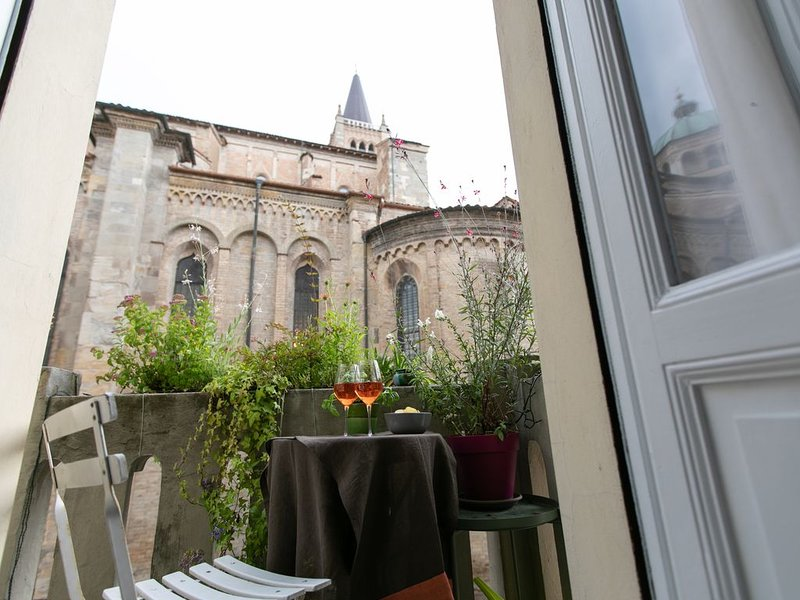 Il Balcone dell'Angiol d'Or, vacation rental in Parma