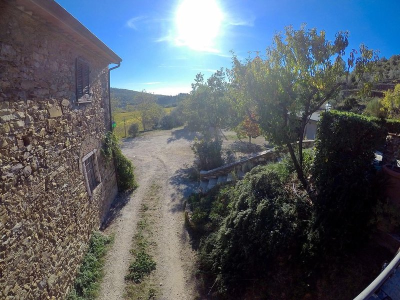 VILLA OPEN SPACE - PODERE BALOO, holiday rental in Suvereto