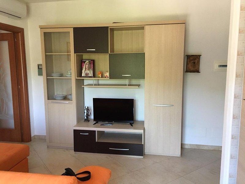 Appartamento secondo piano arredato vicino al mare e vicino a Cagliari - Veranda – semesterbostad i Assemini