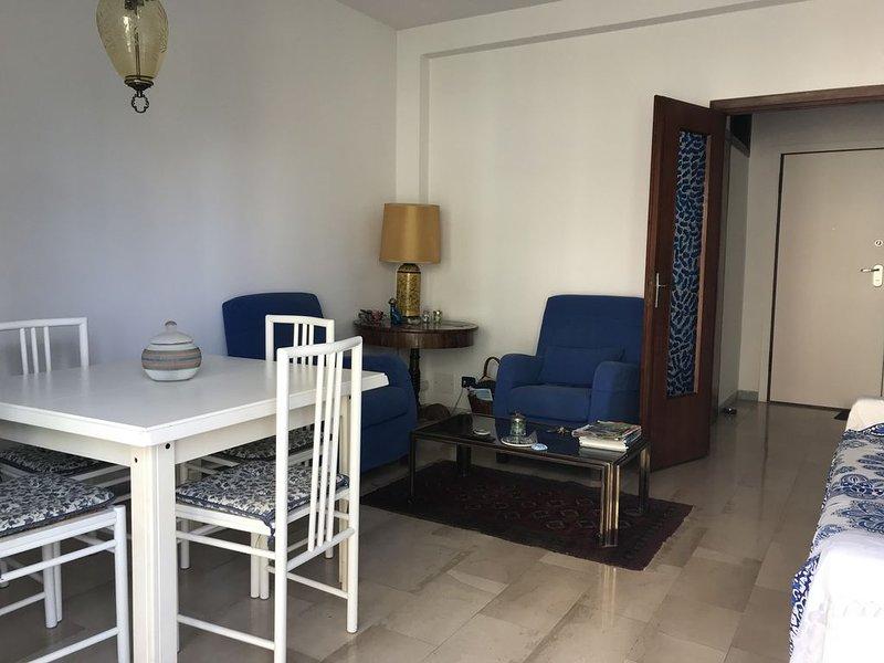 Appartamento Rimodernato in centro a Marina di Massa, a 1 minuto dal Mare., holiday rental in Ronchi