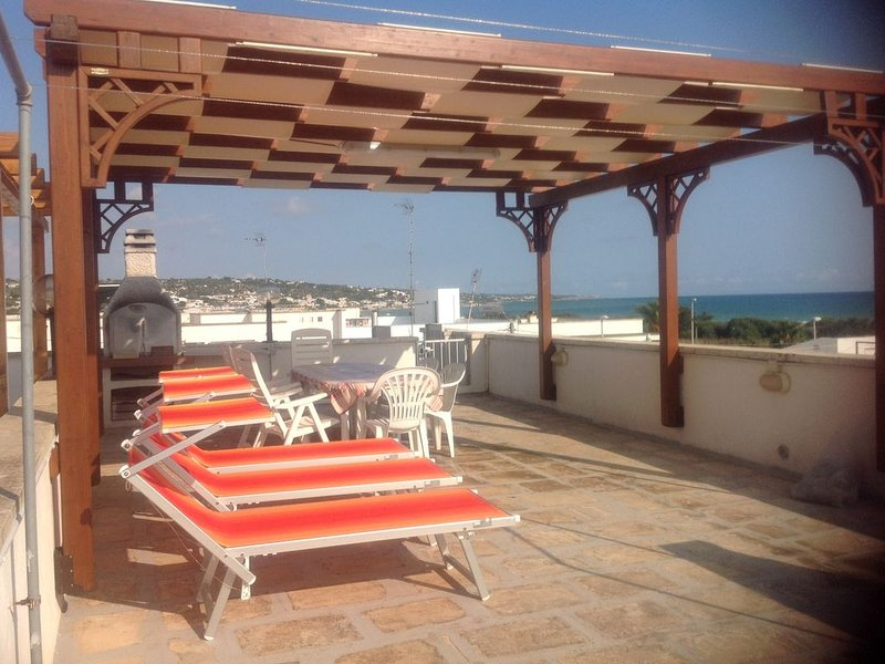 PESCOLUSE MARINA DI SALVE (LE) BANDIERA BLU 2018, holiday rental in Pescoluse