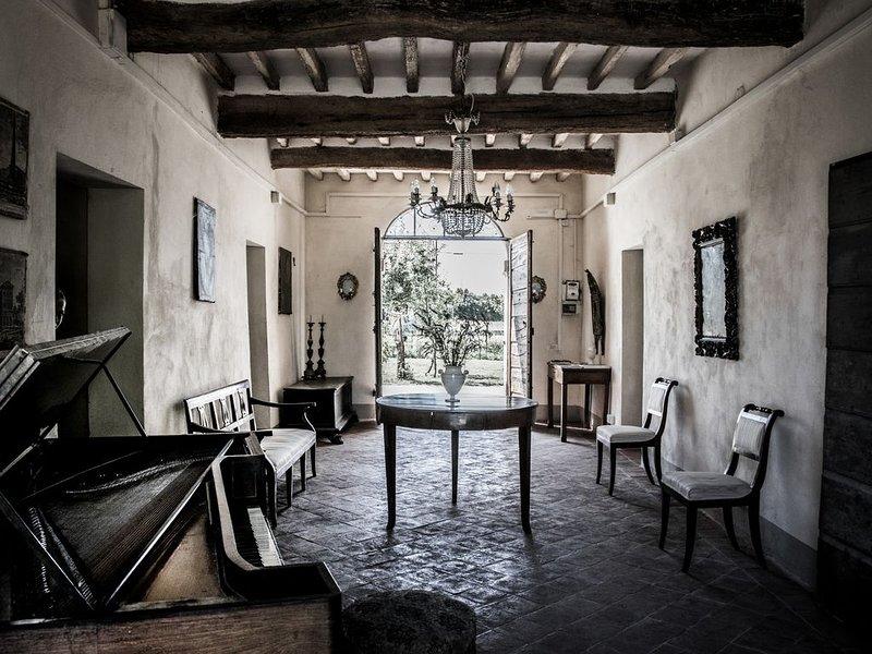 B&B La casa dei prugni ROOM 1, location de vacances à Dosolo