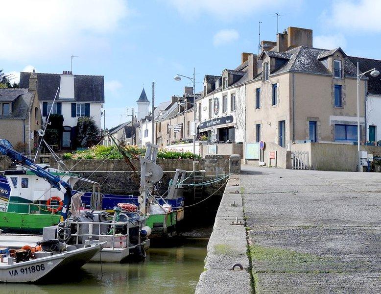 A'MAG Maison vue sur embouchure de la vilaine  port de Tréhiguier, vacation rental in Penestin