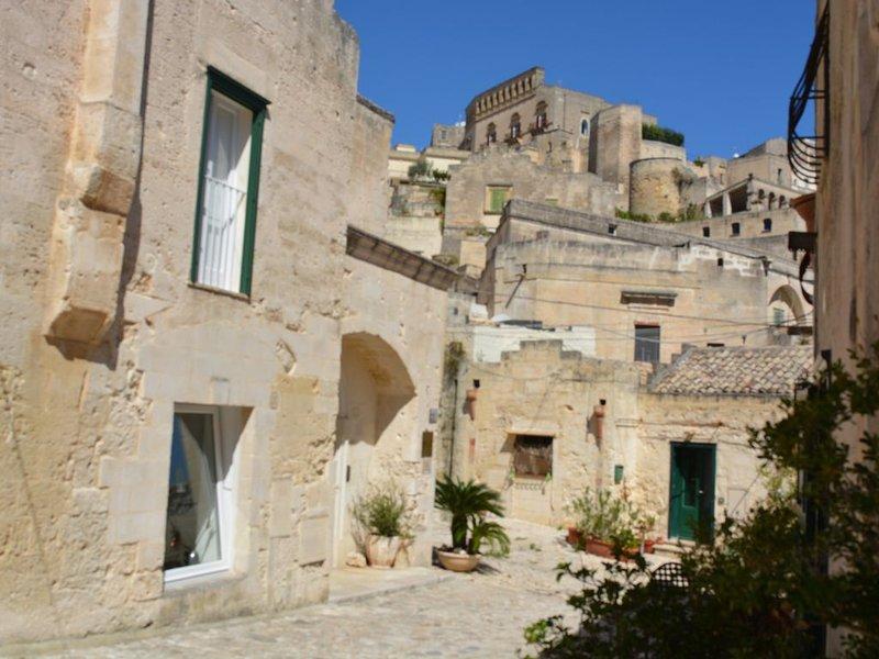 casa d'artista Matera – semesterbostad i Matera