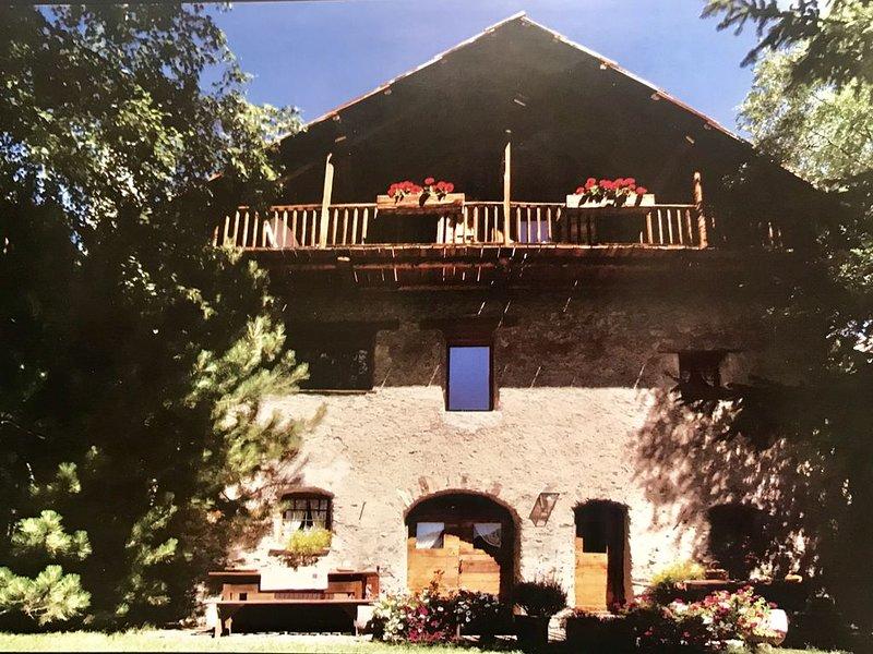 Casa Sestrieres Chalet in Vialattea, vacation rental in Borgata Sestriere