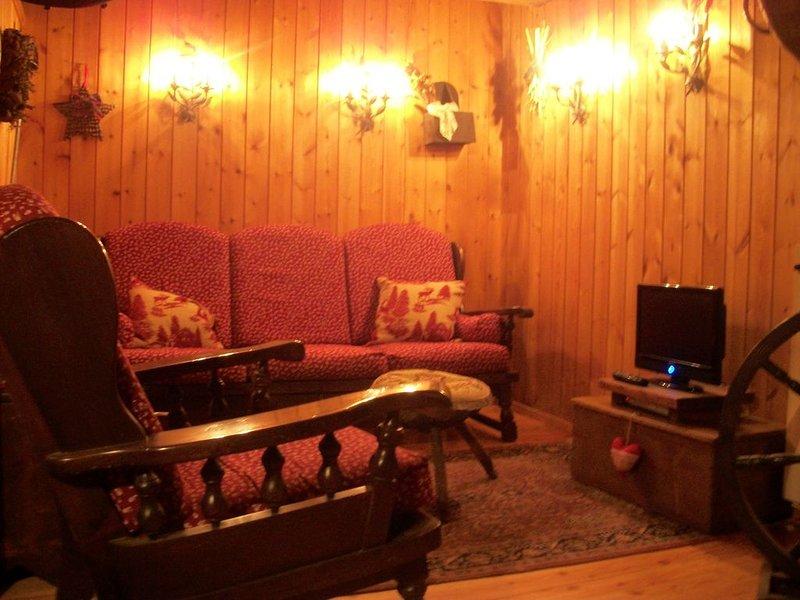 Appartamento LO BOU - Valsavarenche (AO), vacation rental in Noasca