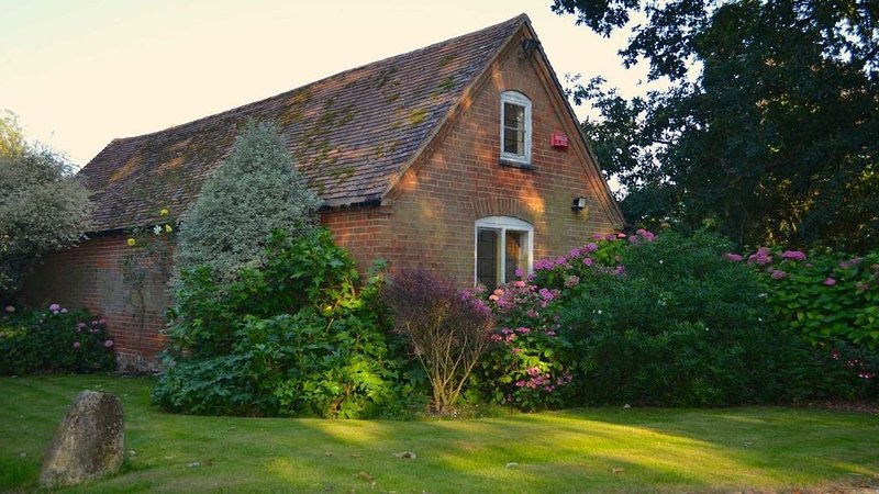 Quirky Loft Nr Andover/Winchester/Salisbury with Tennis Court & Spa Treatments, location de vacances à Kings Worthy