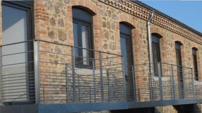Agréable duplex entièrement rénové, holiday rental in Roisey