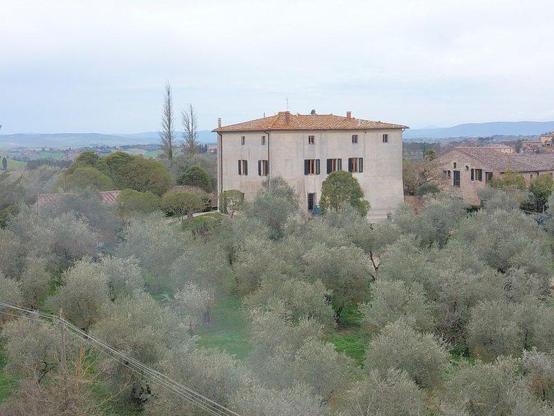 Villa Pippo Relais - Suites a Siena, casa vacanza a Taverne d'Arbia