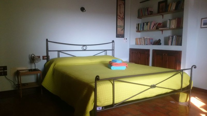 ASSIOLO - Vista Mare, holiday rental in Monte Porzio