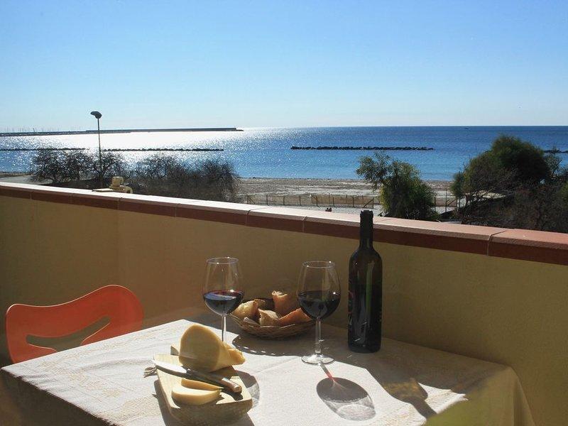 L'appartamento Romantic Sunset ti offre un indimenticabile soggiorno vista mare, location de vacances à Alghero