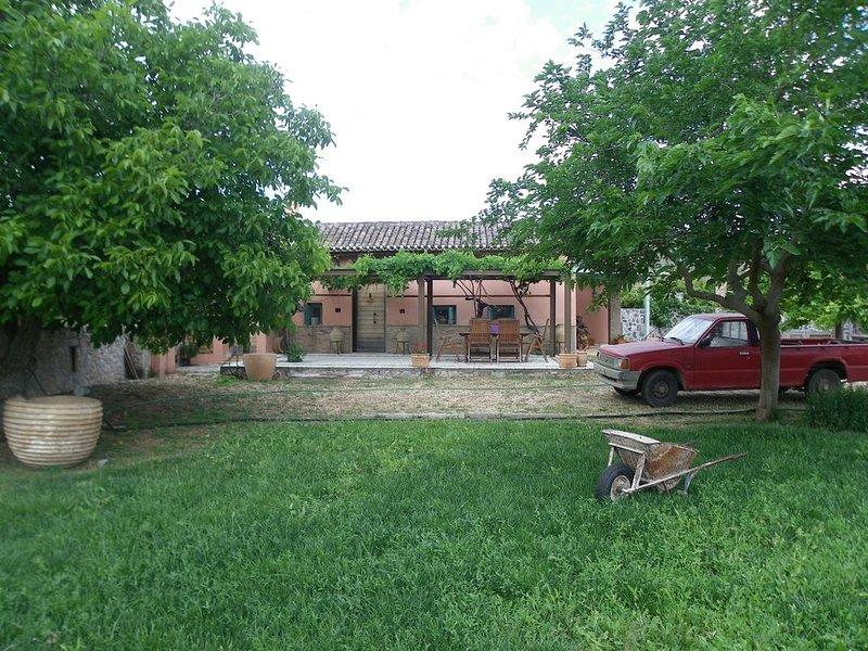 Agroikia Areti farmhouse, aluguéis de temporada em Mycenae