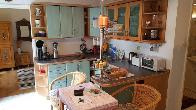 Schöne Ferienwohnung in Misdroy, casa vacanza a Wiselka