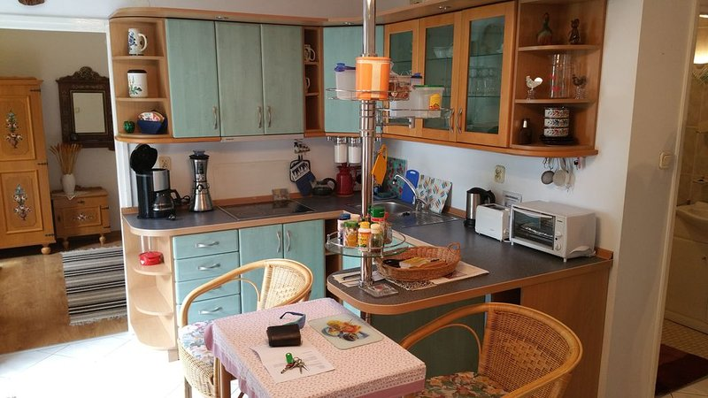 Schöne Ferienwohnung in Misdroy, casa vacanza a Miedzyzdroje