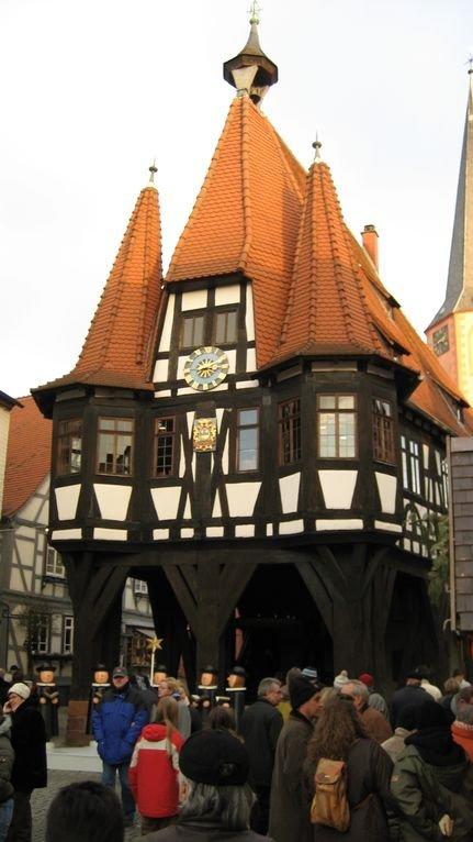 Mairie de Michelstadt