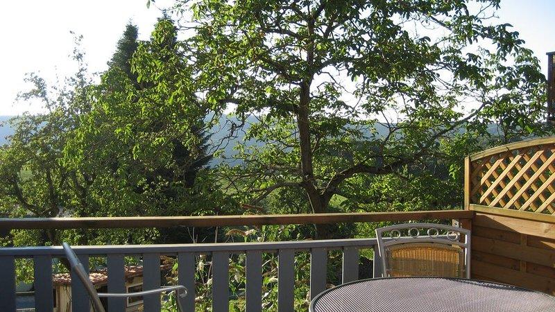 Ferienhof Rothenberg Fewo auf dem Lande Erdgeschoß für 2 bis 4 Personen  WLAN, alquiler de vacaciones en Neckarsteinach