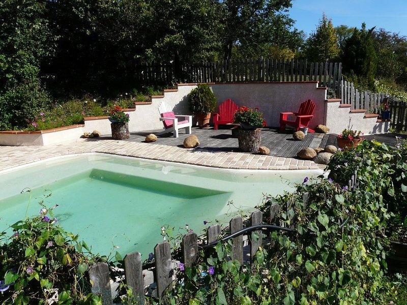 Gîte a la campagne au calme, holiday rental in Villelongue-d'Aude