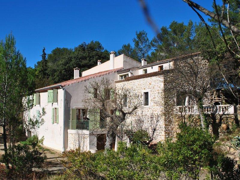 gite Olivier Mas de Raties, holiday rental in Cessenon-sur-Orb