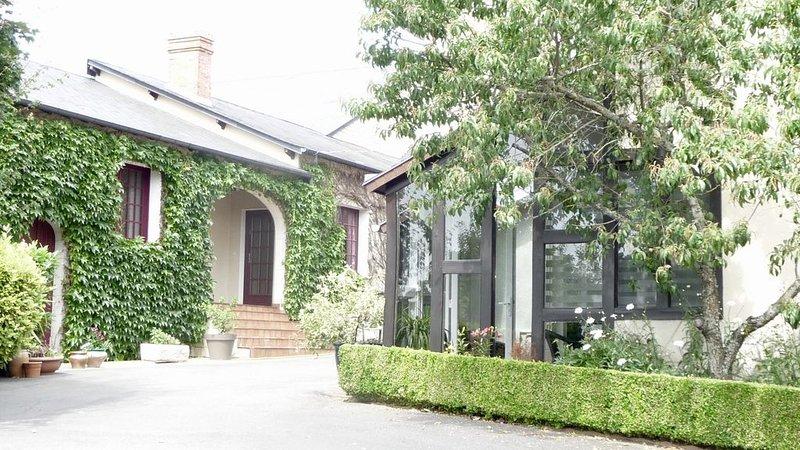 Dans un domaine viticole, vacation rental in Pouilly sur Loire