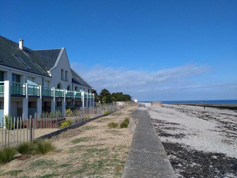 Exceptionnel au Croisic: direct bord de plage, location de vacances à Le Croisic