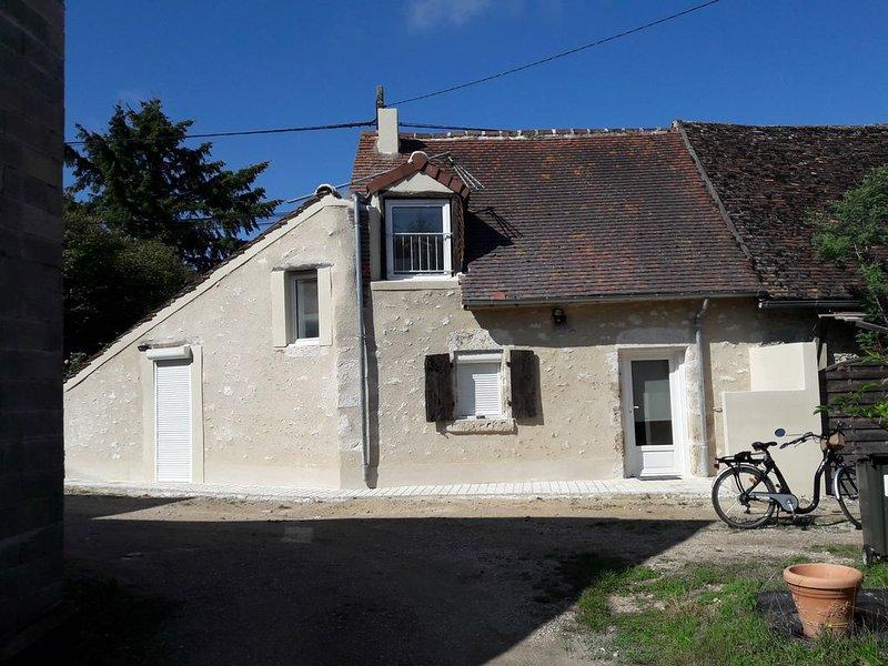 Petite maison de charme, location de vacances à Mont-pres-Chambord