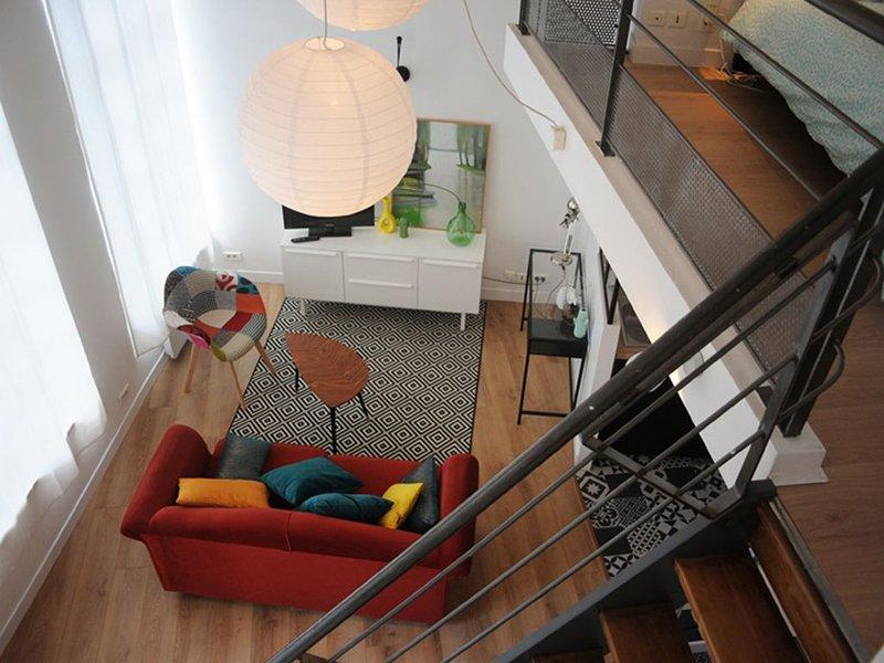 Appartement de charme au centre de Douai, holiday rental in Courrieres