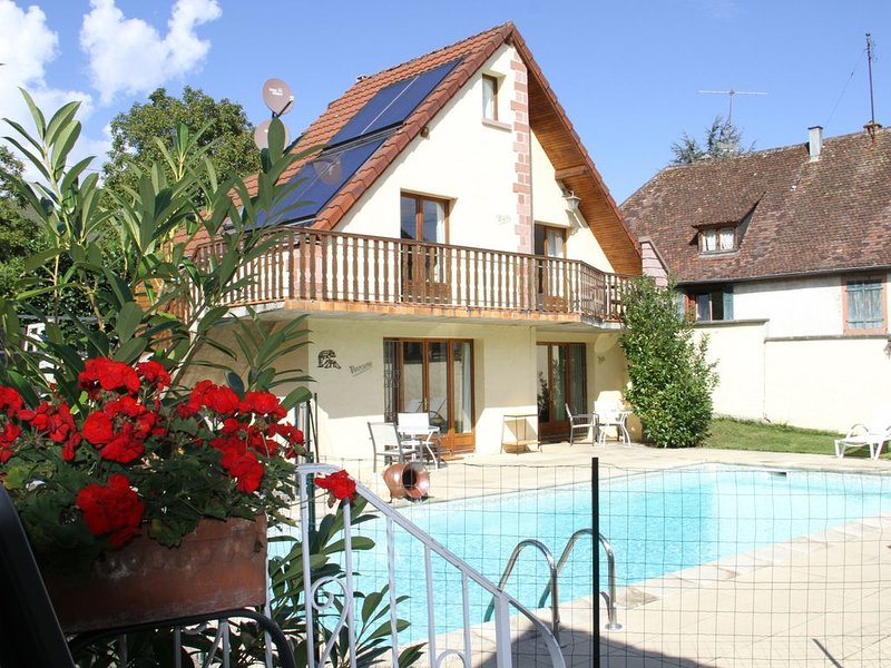 LOUIS***   4pers . clim.SPA Rémy HEROLD, vacation rental in Ingersheim
